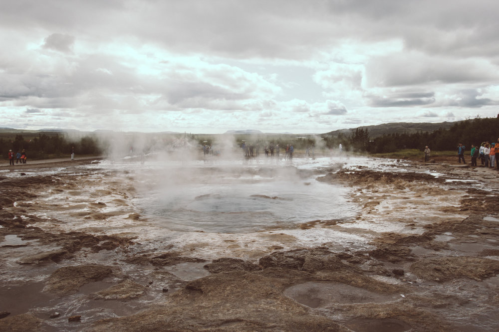 Gysir Golden Circle Iceland Ring Road Itinerary