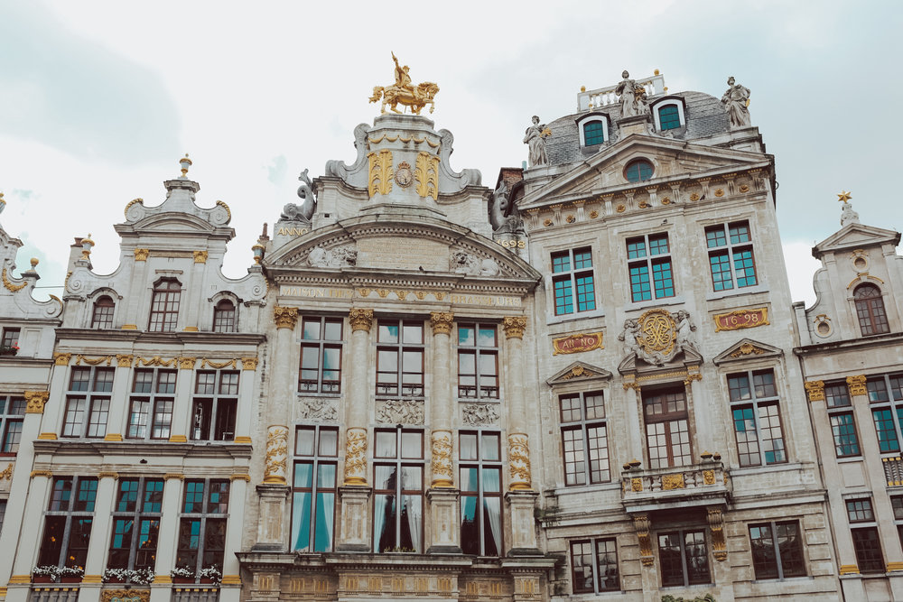Grand Palace One day in Brussels Belgiun - A first timer guide to the Belgium capital