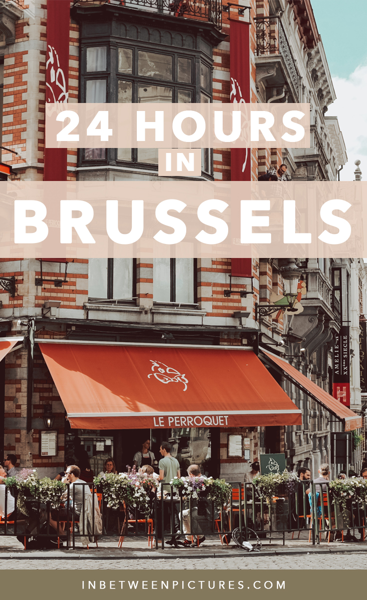 24 Hours in Brussels #Belgium. A quick guide to fun things to do in #Belgium in a day.