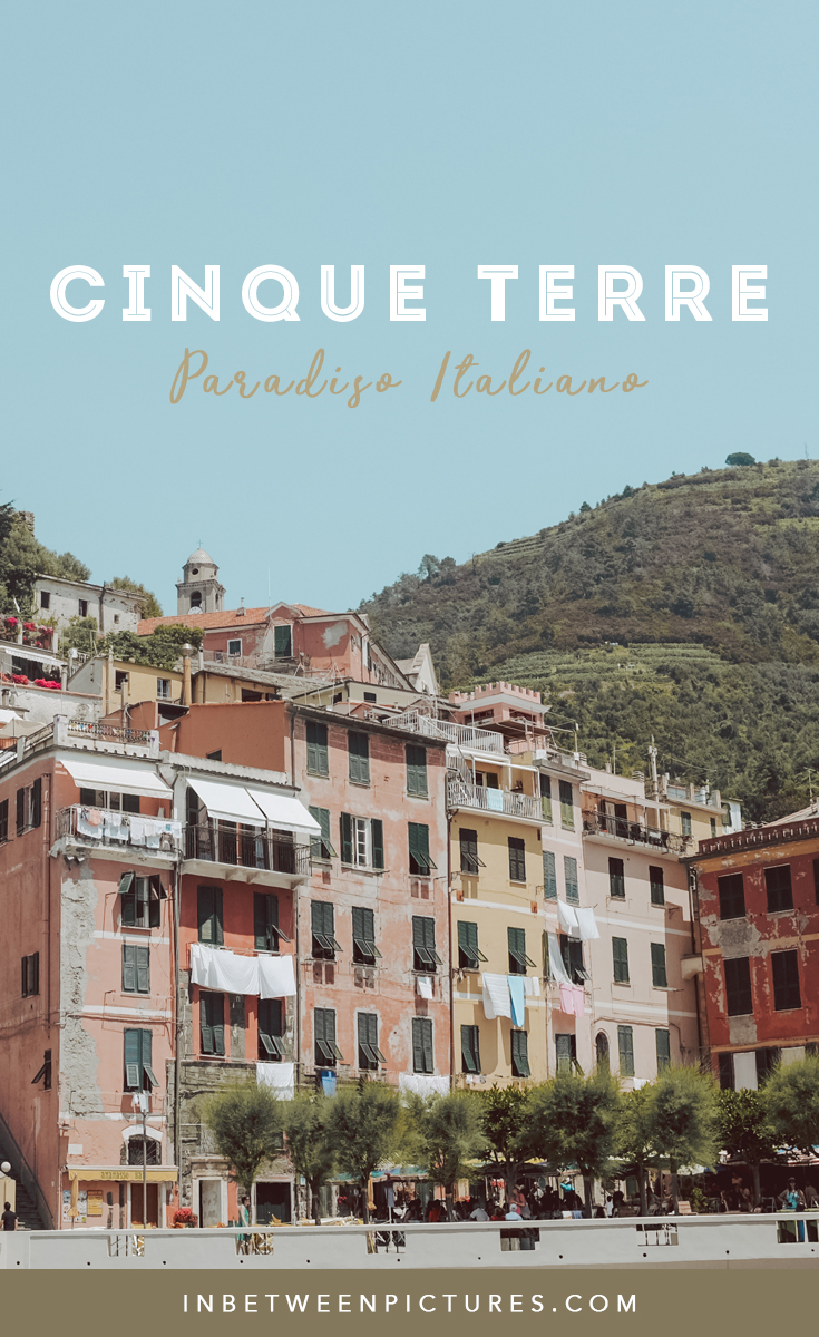 16 Photos Of Cinque Terre #Italy that will make you wan to book your next trip there.