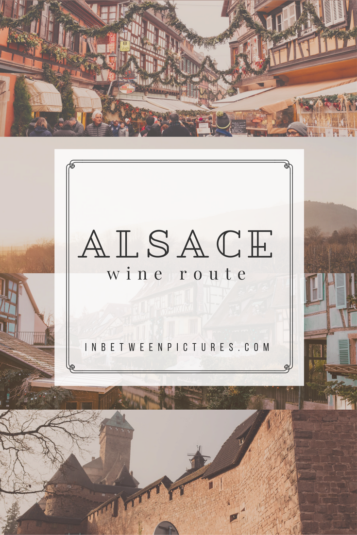 Road-Trip Adventure On The Alsace Wine Route in France. Small town, small villages #europesmallvillages