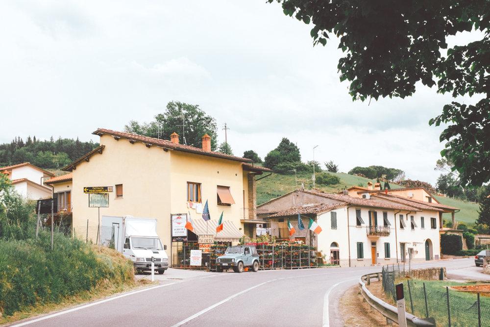 Chianti Road Trip Italy