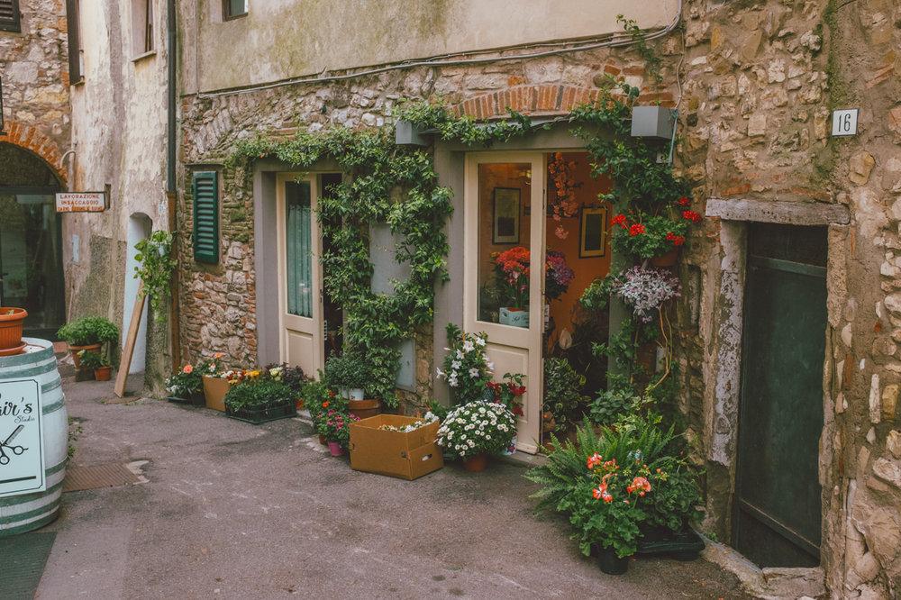 Radda Chianti Road Trip in Italy