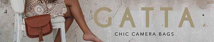 Gatta Chic Camera Bags