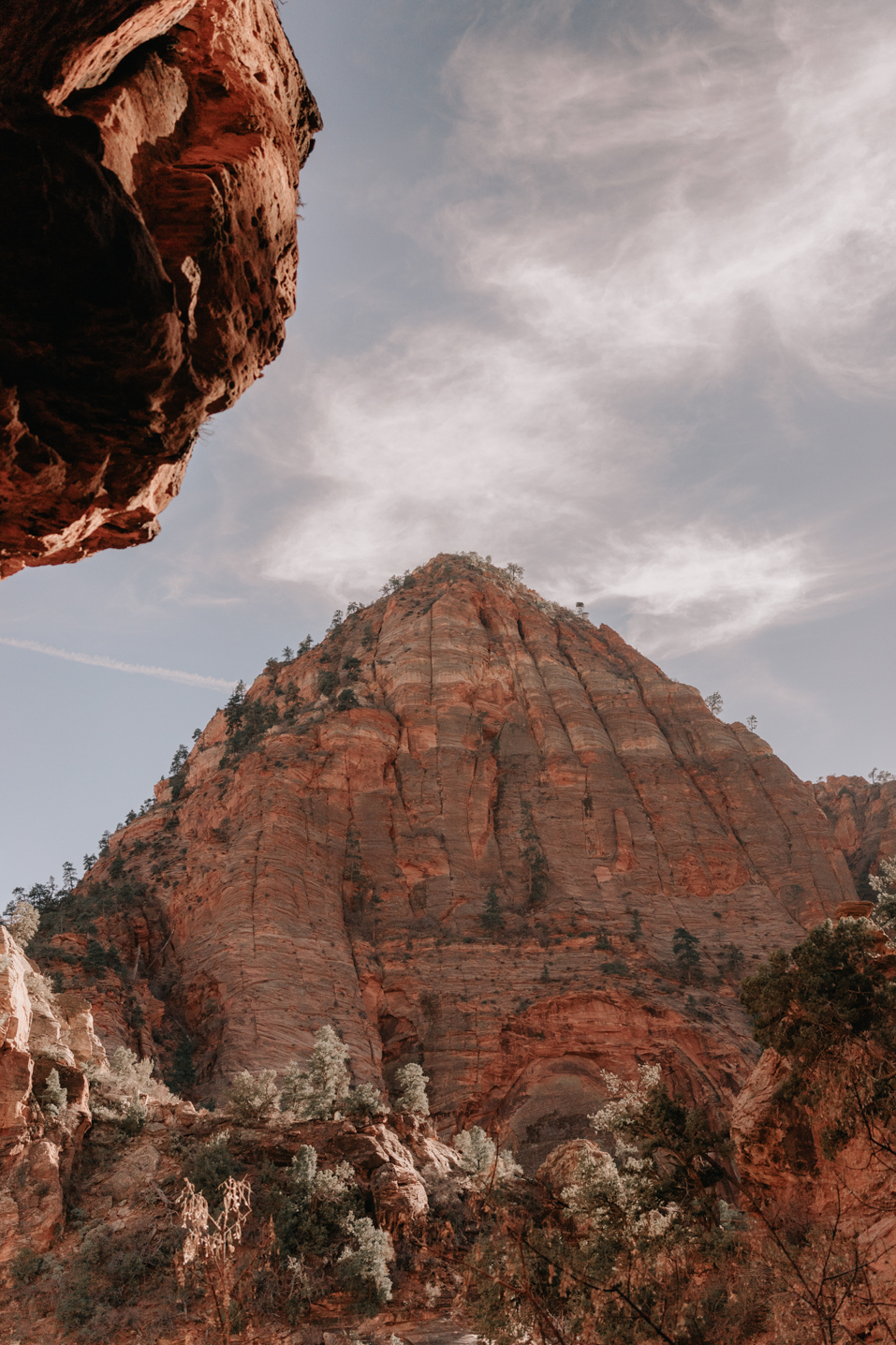 Zion National Park Overlook Trail