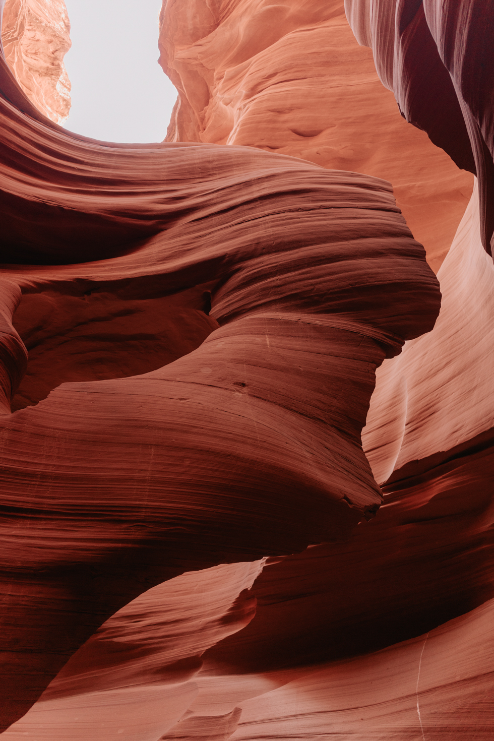 Lower Antelope Canyon - The ultimate 7-day Southwest road-trip #RoadTrip #USA - Day by day itinerary and the best parks to visit in Utah, Nevada, and Arizona