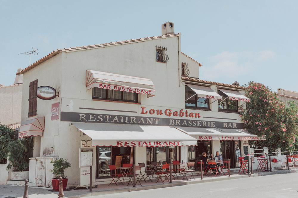 Restaurant in Les Saintes Maries de la Mer
