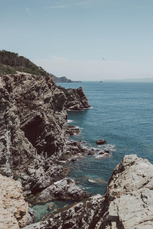 Hike Ile de Porquerolles