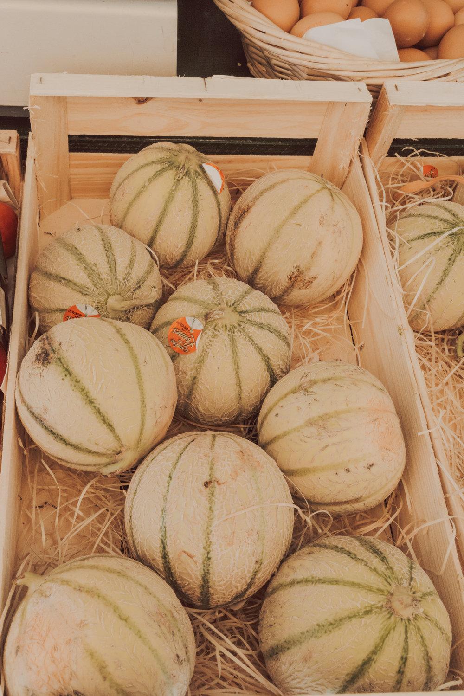 Provence Melon