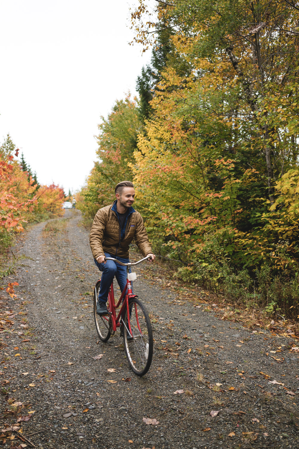 Things to do in Maine in the fall