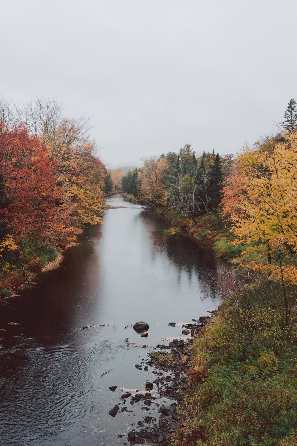 Things to do in #Maine - Road trip and Leaf peeping - Complete guide on things to do in Maine in the Fall