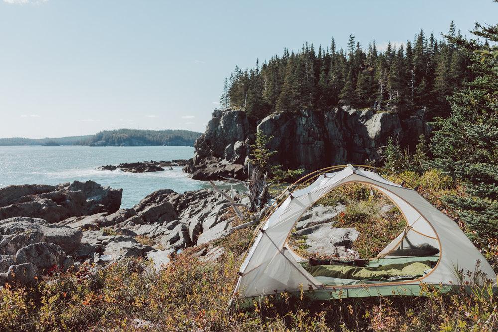 Fairy Head Trail Bold Coast Maine