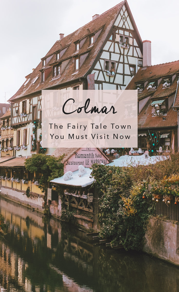 Colmar, France The Small French Town You Must Visit Now and Things To do in Colmar. Everything you need to know - Colmar Food, Where to Park in colmar, and the complete guide to this small French town
