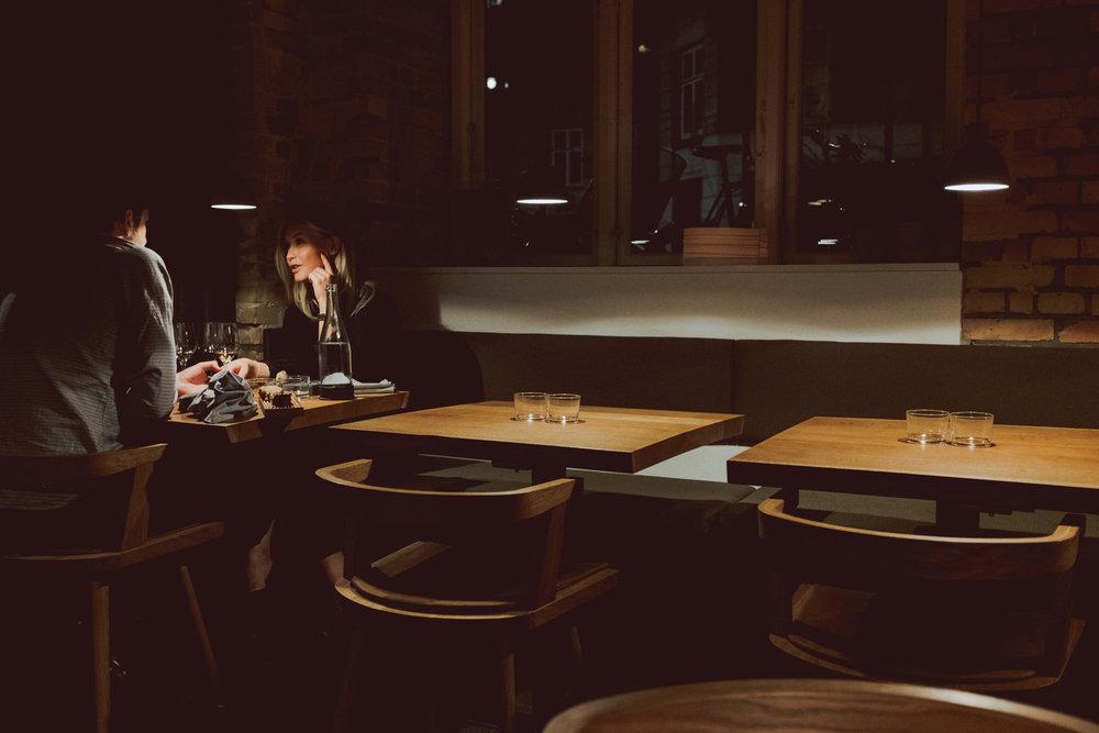 Relae Copenhagen Dining Michelin Star New Nordic Cuisine