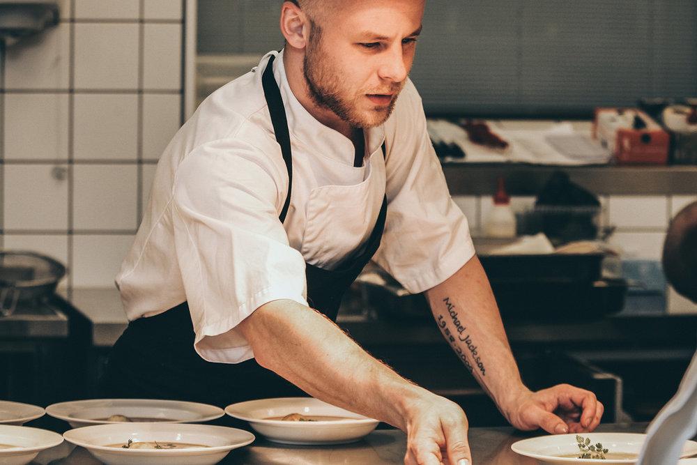 New Nordic Cuisine Restaurants in Copenhagen