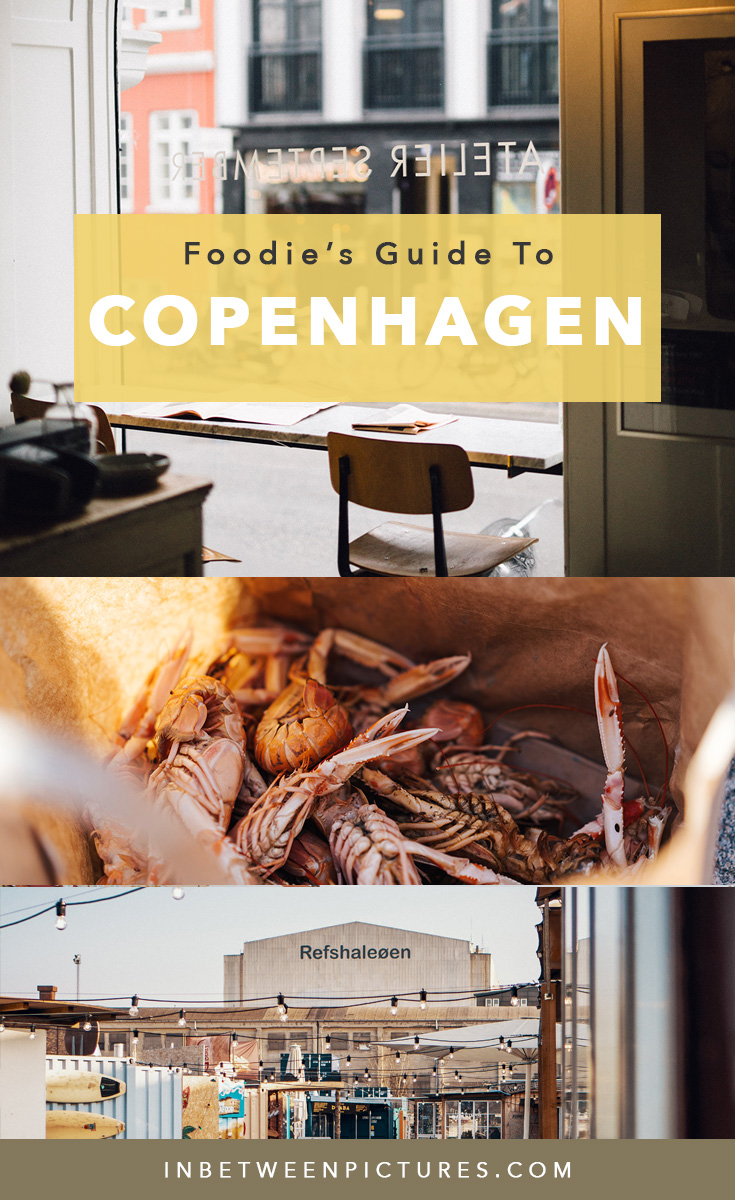 Foodie's Guide to Copenhagen - Best restaurants and coffee shops in town. The Ultimate Guide To Copenhagen #Denmark - and everything you need to know when visiting Copenhagen