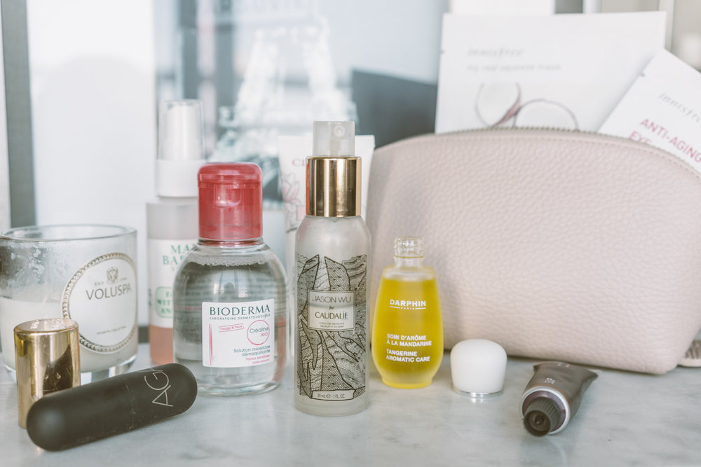 7 Products To Help You Recreate a Spa Session Mid-Flight