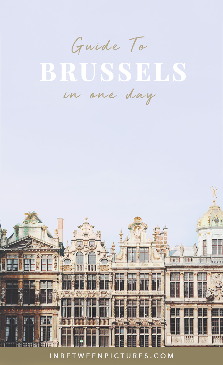 One day in Brussels Belgium - A first timer's guide to #Brussels #Belgium. Where to eat, Transportation tips, hip coffee shops, and what to do and see on a day trip to Brussels.