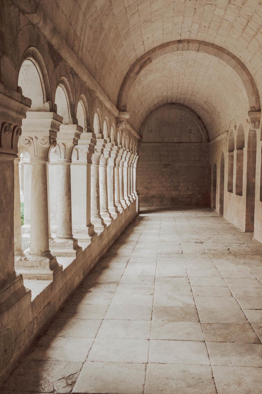 The Abbaye Notre-Dame de Sénanque