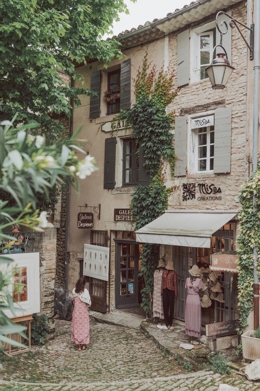 Gordes Provence Medieval Village