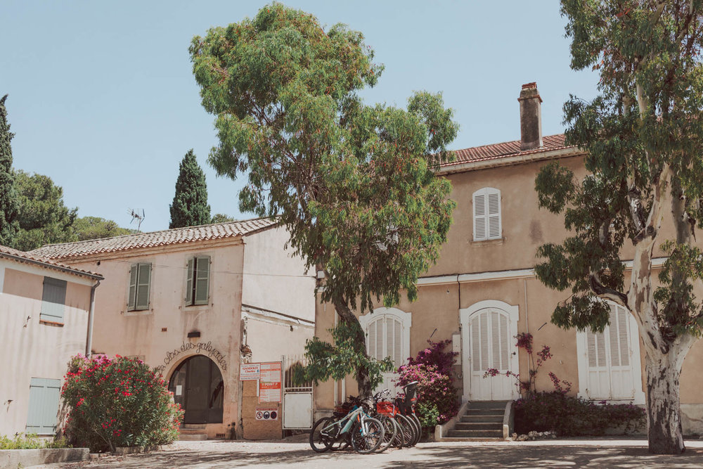 Ile de Porquerolles Hyeres South of France Itinerary - 10 Days in Provence Road Trip