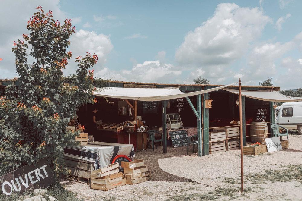 Provence Farmers Market