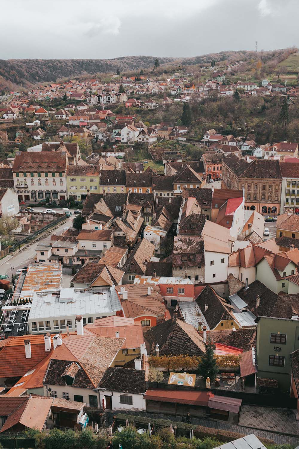 Sighisoara Day Trip Things to do in Romania on a Road Trip and places to visit Transylvania