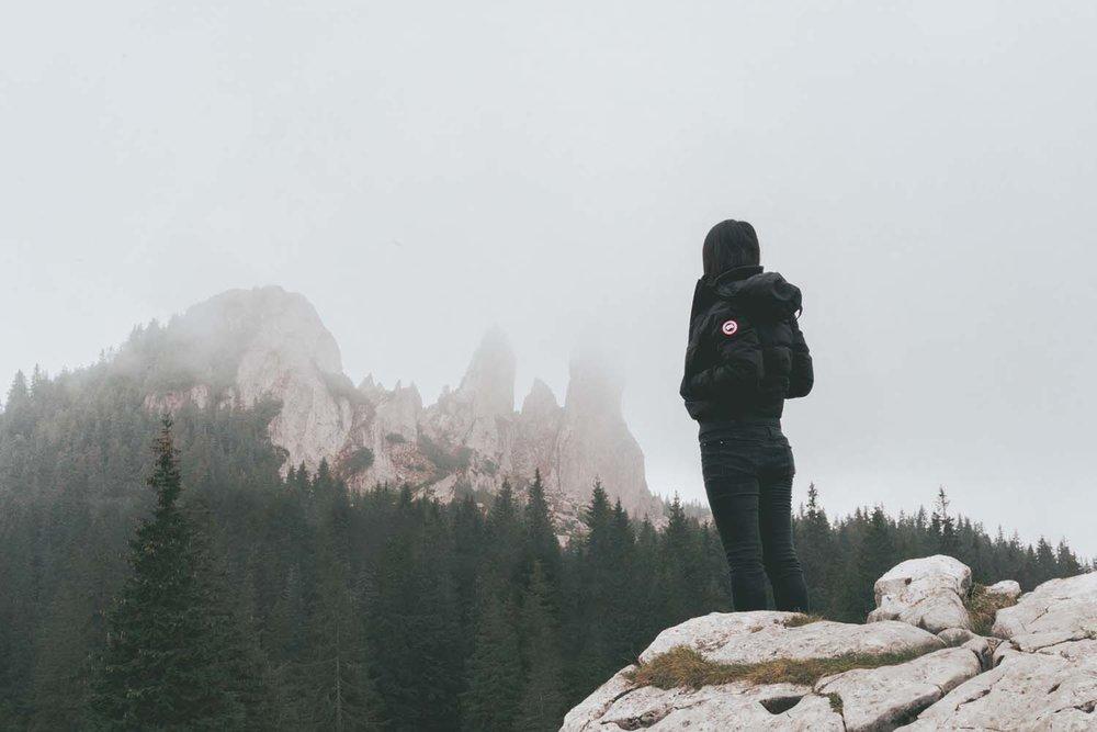 Mountain Rarau Romania Mountains - Romania Road Trip