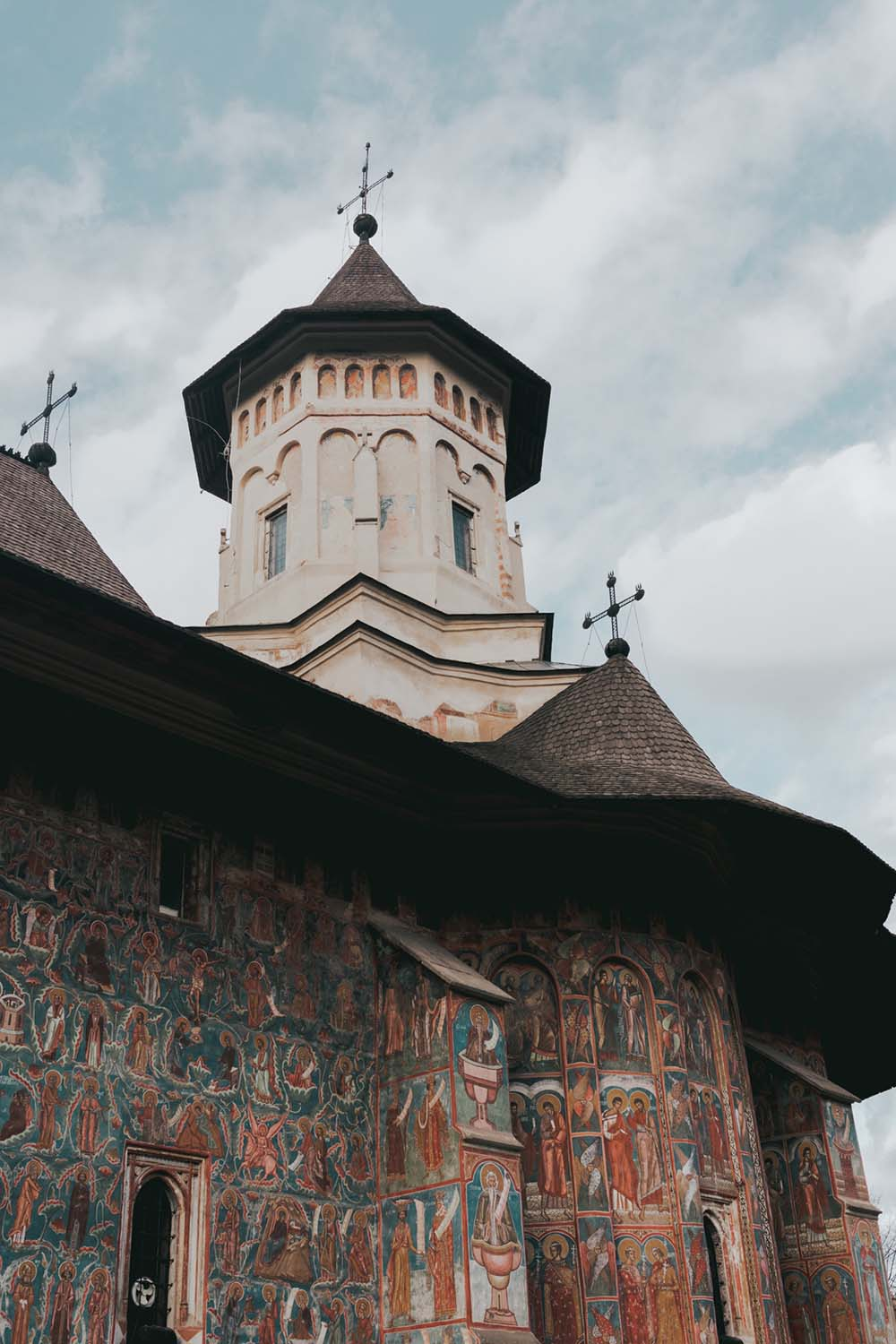 Bucovina Citadel Romania - Places and things to do on Romania Road Trip