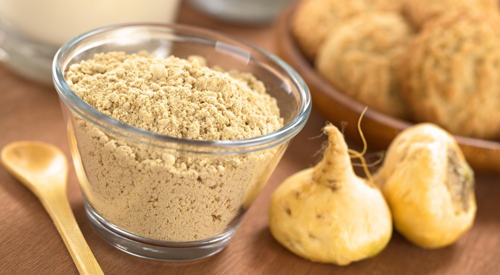 Maca root is a powerful adaptogen from Peru