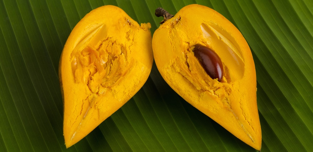 Lucuma powder is made from the dried Lucuma fruit