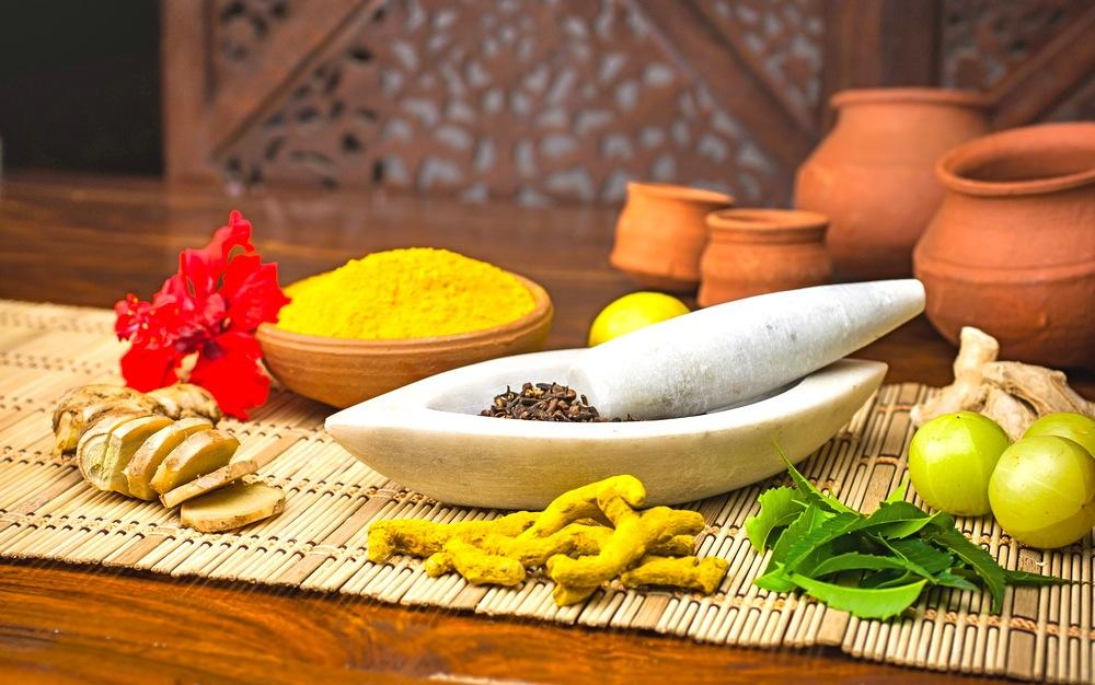 "Ayurveda comes from the Sanskrit  āyus ""life"" + veda ""(sacred) knowledge"""