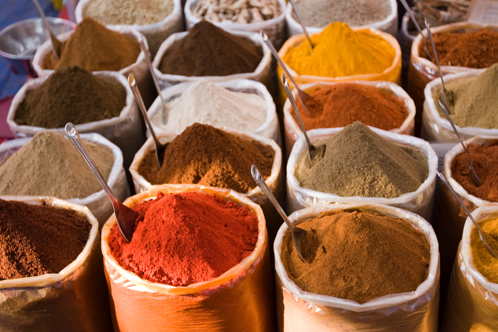Ayurvedic herbs and spices – the first superfoods!