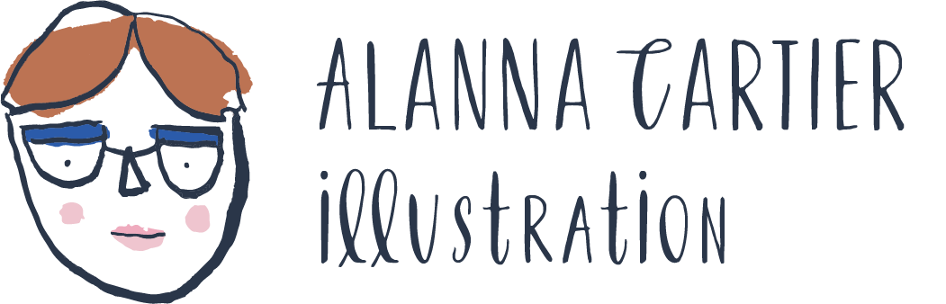 Alanna Cartier Illustration