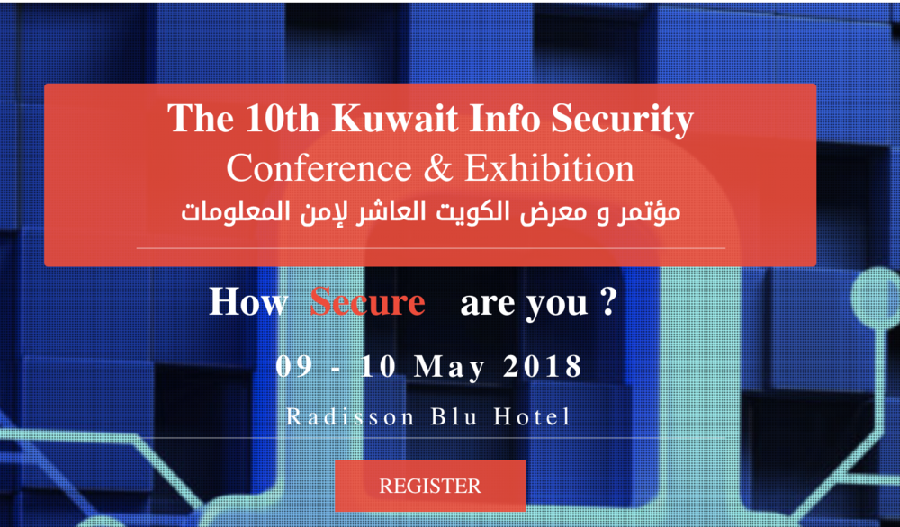 Kuwait Info Security Conference & Exhibition