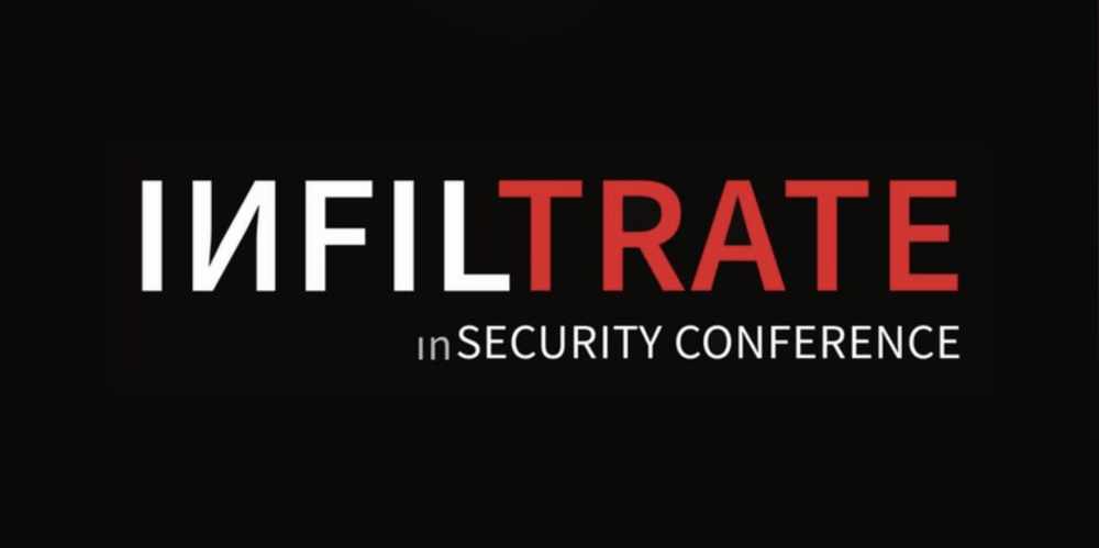 Infiltrate Security Conference