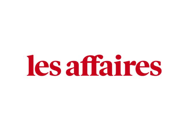 Les Affaires Techstars Announcement