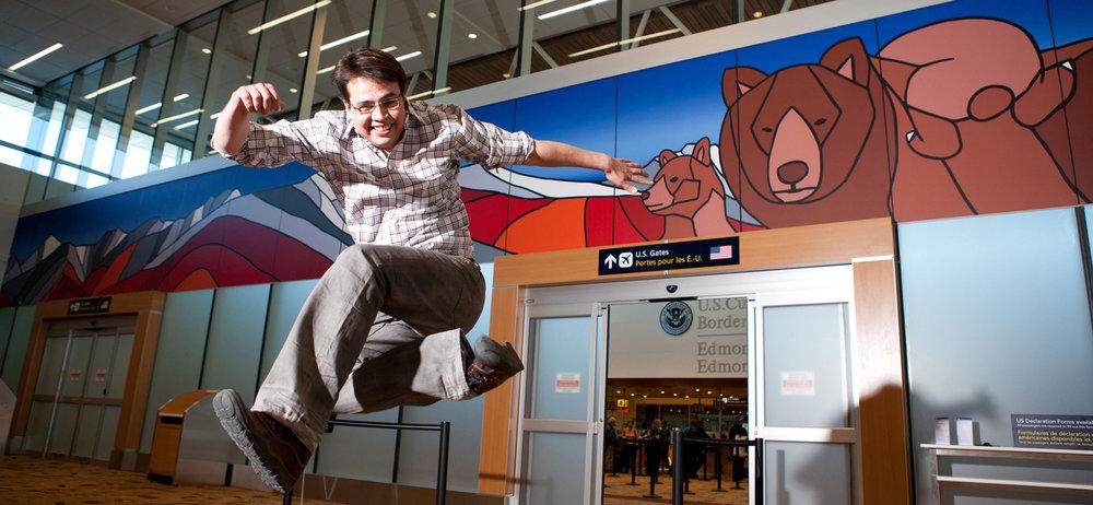 September 2012 - Edmonton International Airport