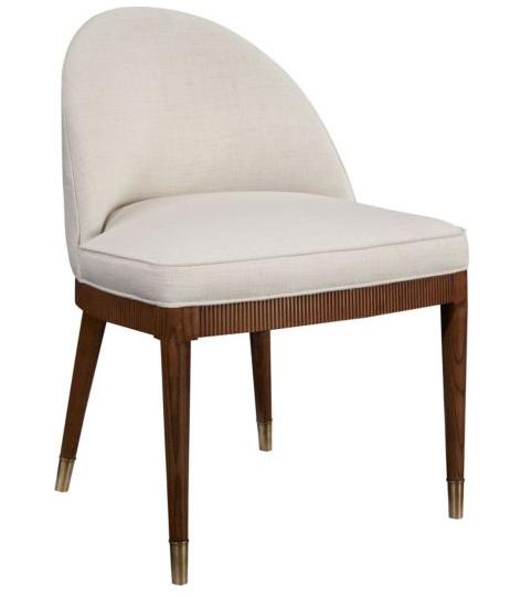 Laurent Chair U2014 HUDSON INTERIOR DESIGNS Boston, MA   High End Modern  Vintage Interior Design