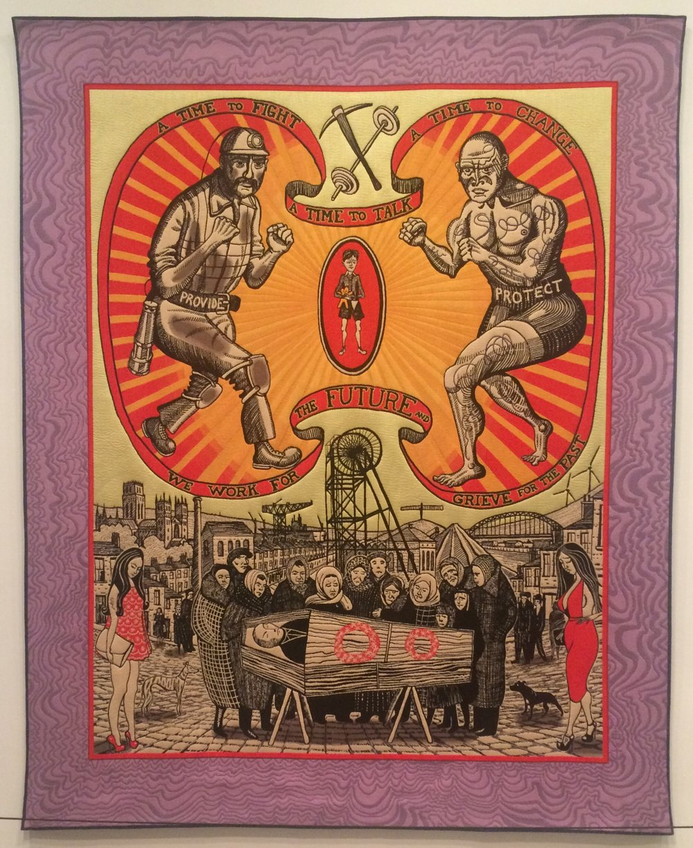 The Most Popular Art Exhibition Ever by Grayson Perry