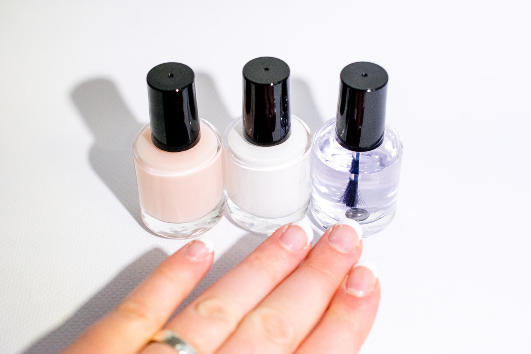 3-pc. French Manicure Kit — Northern Nail Polish