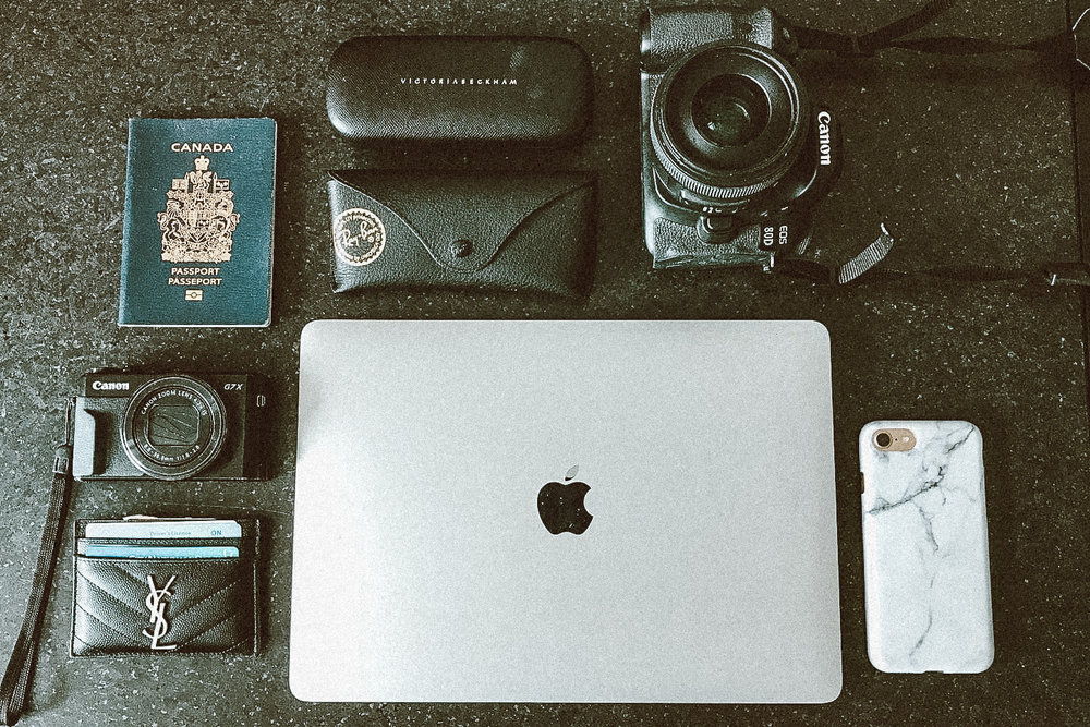 travel essentials tara michelle