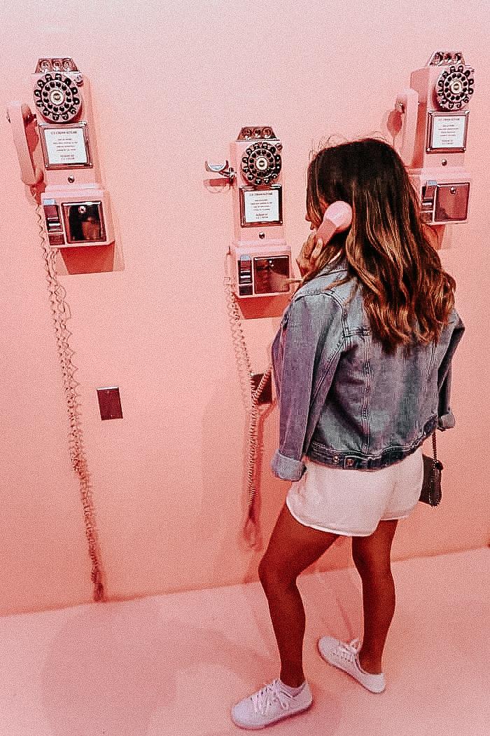 Museum of Ice Cream Tara Michelle