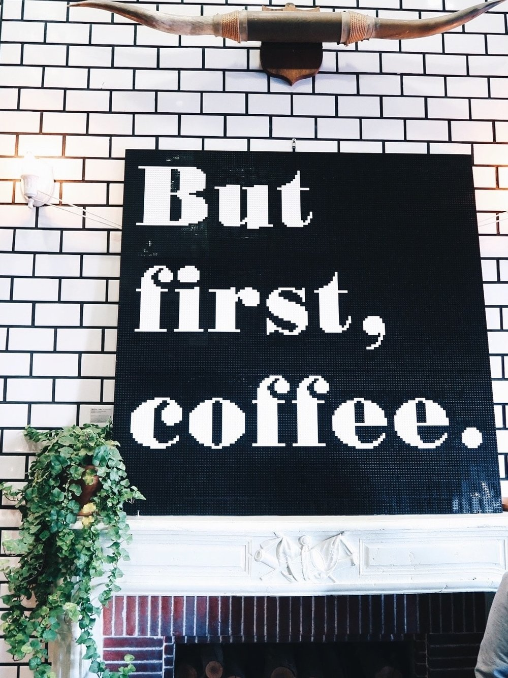 Alfred Coffee Tara Michelle