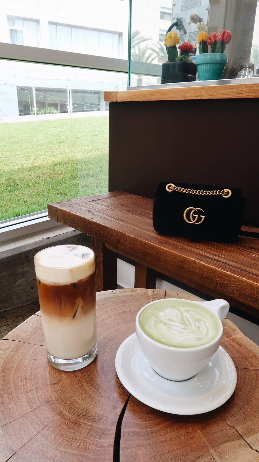 TRENDY COFFEE TARA MICHELLE