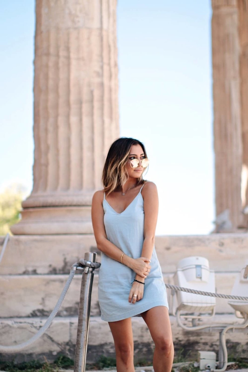 Greece Tara Michelle