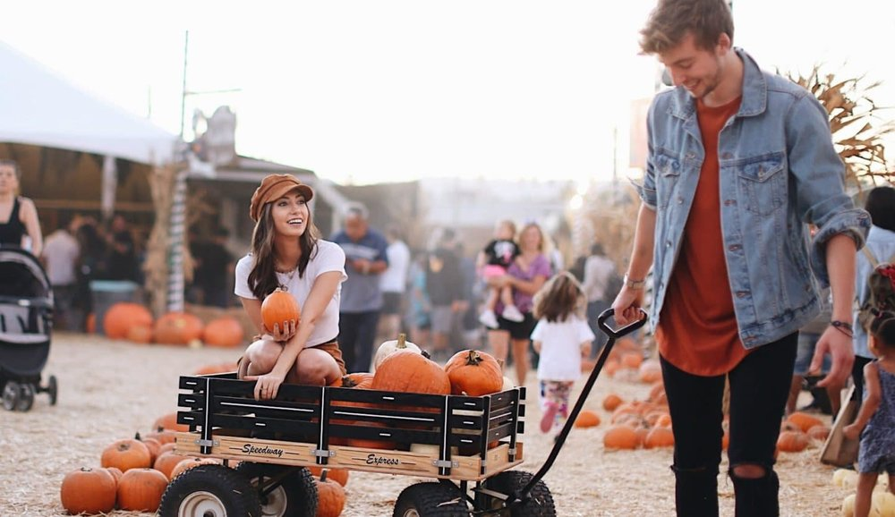 Pumpkin Patch Date Tara Michelle