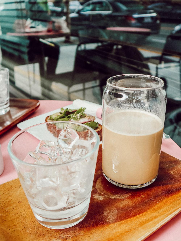 Cafe Réveille TARA MICHELLE