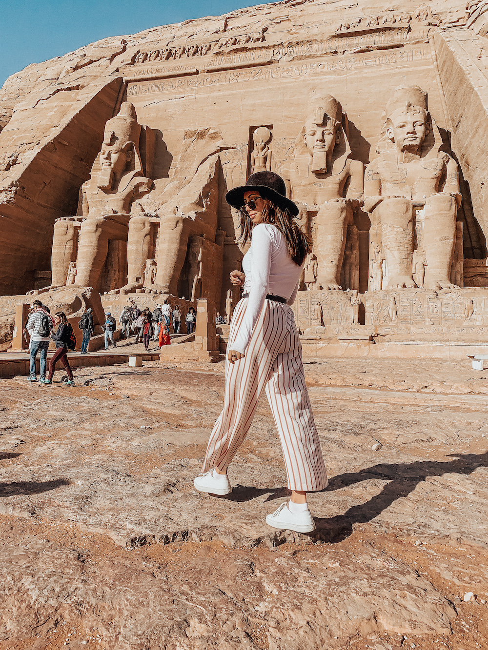Abu Simbel TARA MICHELLE