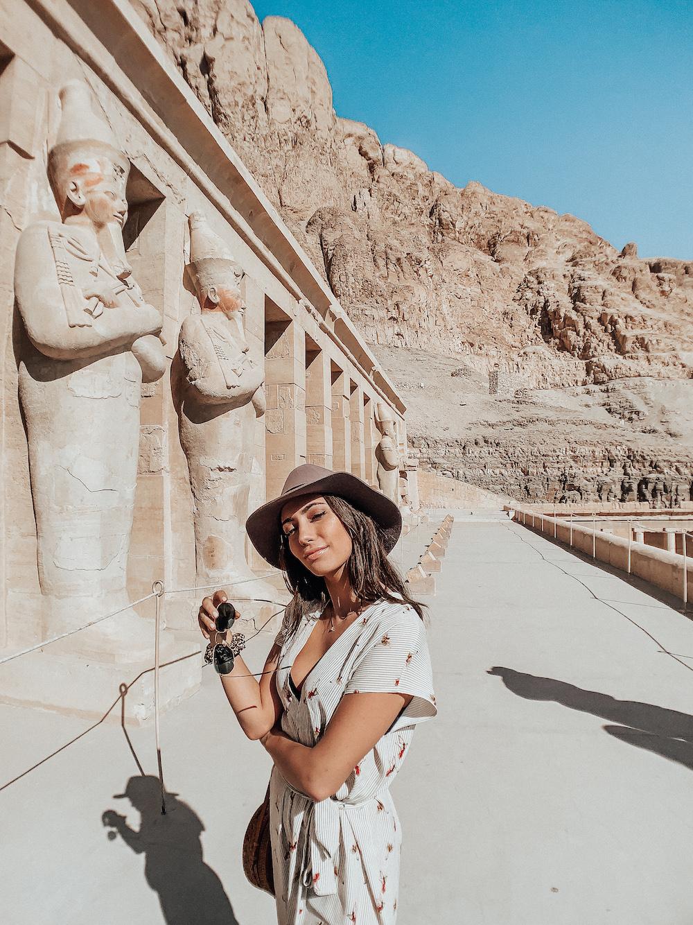Hatshepsut Temple TARA MICHELLE